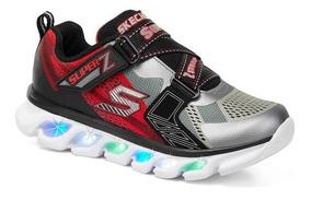 brillo encantador online sitio web para descuento Tenis Skechers Para Niños Con Increibles Luces Led