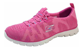 Dama Take Skechers The Rudos Lead Zapatos Mujer Tenis Rosa 0Ok8nwPNX