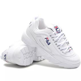 1c866fc9e5 Tenis Sneaker Fila Disruptor Original No Brasil Envio Já