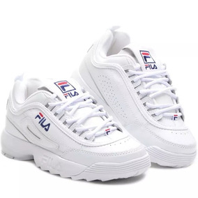 f748119872 Tenis Sneaker Fila Unissex Original Promoção Em Até 12x