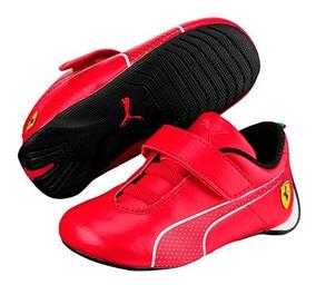 Niña Rojo Ferrari Sneaker Puma Dtt Tenis Future 66038 SMVUzp