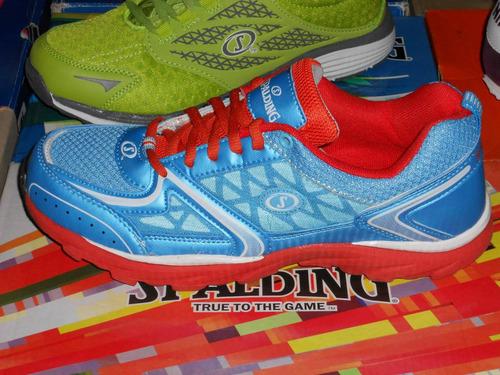 tenis spalding runner nuevos originales #26