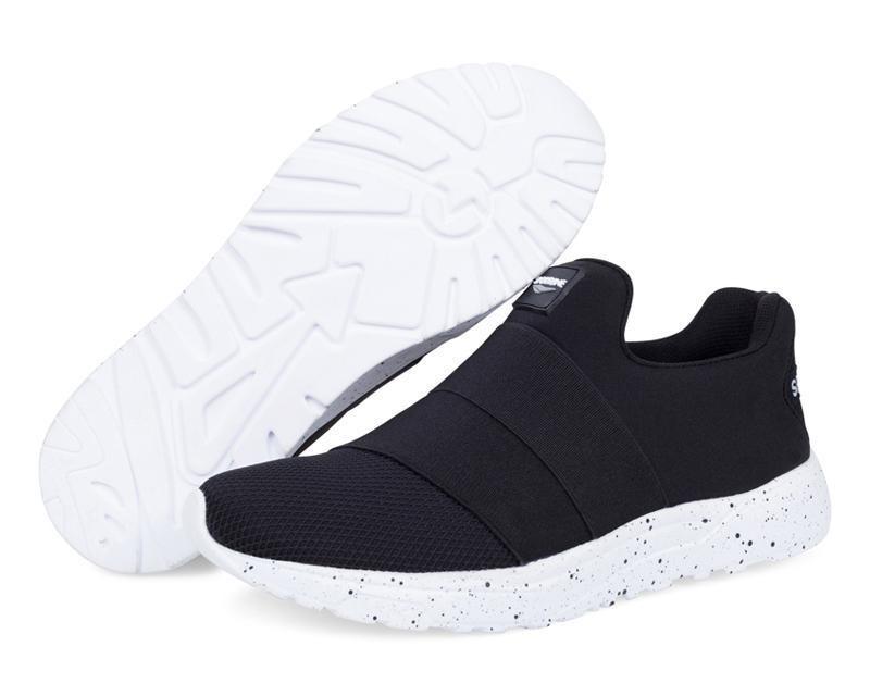 Tenis Sport Color Negros Con Blanco Para Caballero -   859.00 en ... 20983c61a3edd
