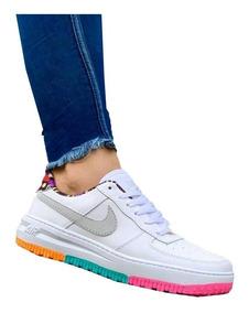 quemar Clínica toxicidad  tenis nike blancos con suela de colores - Tienda Online de Zapatos, Ropa y  Complementos de marca