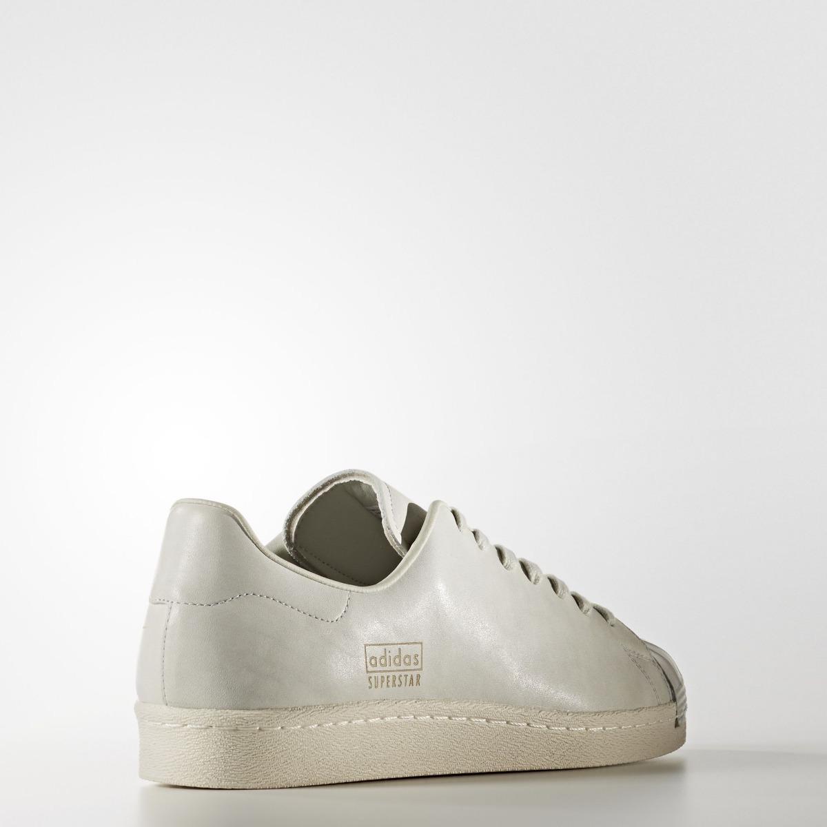brand new 5f0e3 19c05 Tenis Superstar 80's Clean adidas Originals Bb0169