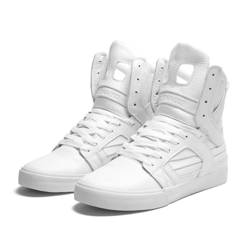 Supra Muska 001 Blancos