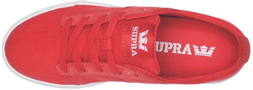 tenis supra stacks 2 salmon #24mx sw45006 look trendy