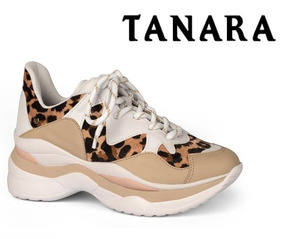 7c7c5cd8c T Nis Tanara Feminino Tamanho 37 - Tênis 37 no Mercado Livre Brasil