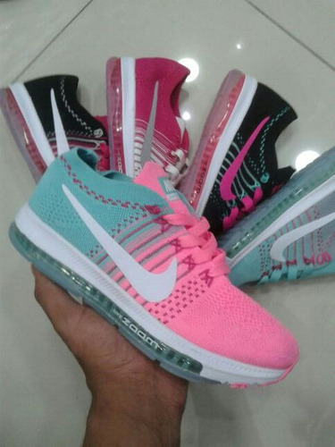 tenis tennis zapatillas nike zoom all out 6 para mujer