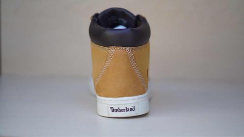 tenis timberland piel