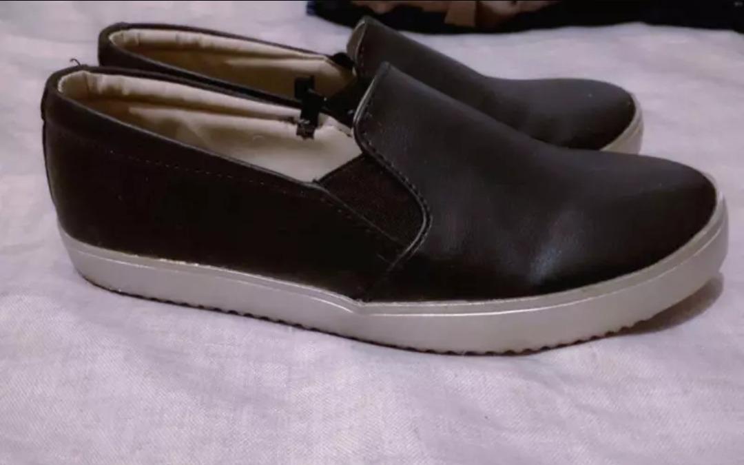 zapatos tipo vans dama