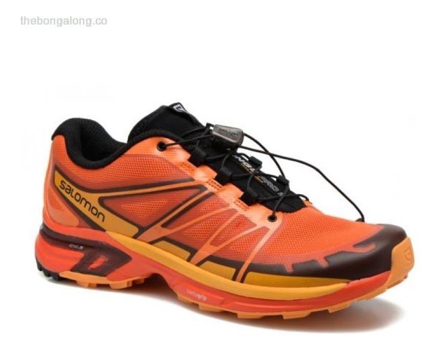 zapatos para correr bajo costo zapatos elegantes Tenis Trail Salomón Wings Pro 2 Núm 26.5 Mex