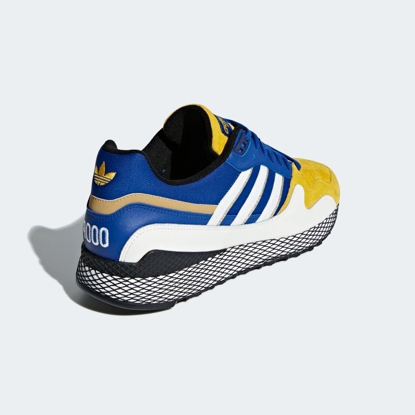 Tenis Ultra Tech Dragon Ball Z Vegeta adidas Originals D9705