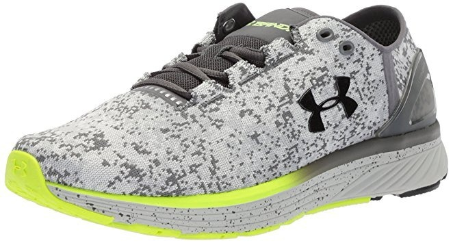 efc21a65c Tenis Under Armour Charged Bandit 3 Silver 7 Us -   3