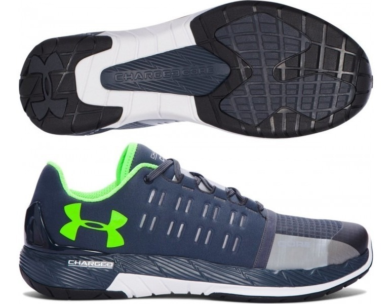 best cheap cee7e 4831a Tenis Under Armour Charged Core Nuevos 100% Originales