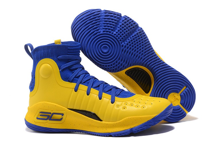 0ab045a4fa ... sweden tenis under armour curry 4 amarelo azul original dbb77 4efc3
