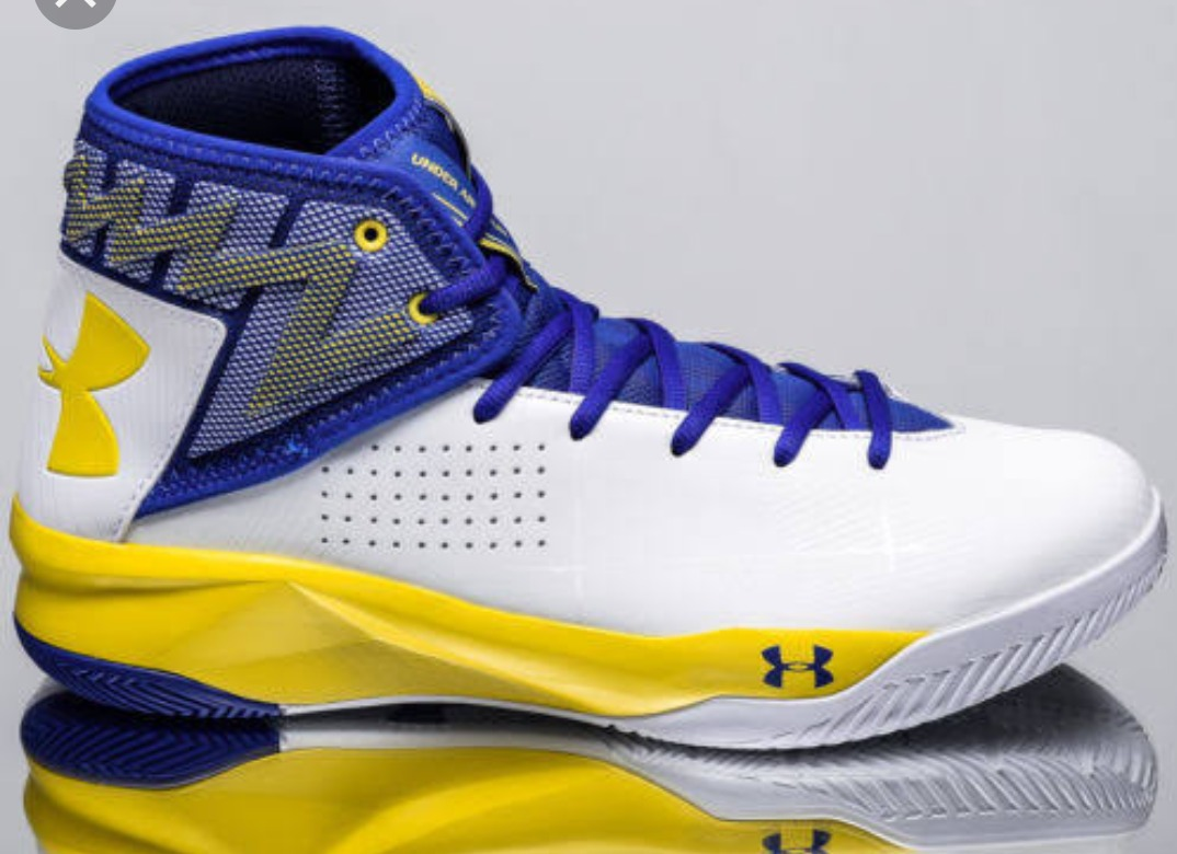 finest selection 2b225 b4589 Tenis Under Armour Rocket 2 Warriors #27cm Nuevos Y Original