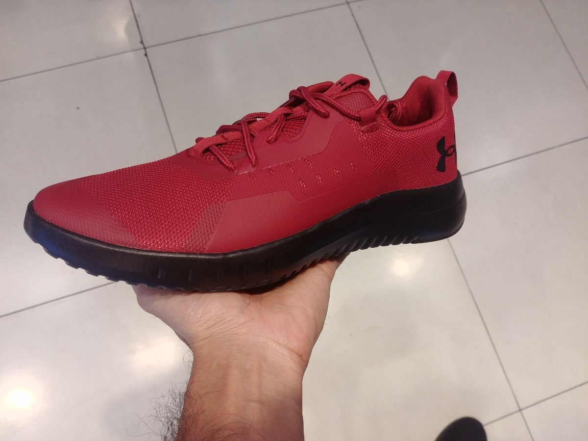 cee741cca tenis under armour tr96 rojo red run train hombre originales. Cargando zoom.