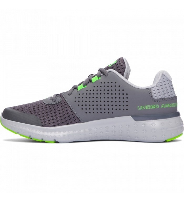 timeless design 595c5 f0311 Tenis Under Armour Ua Bgs Micro G Fuel Rn