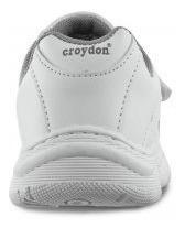 tenis unisex croydon colegial xxi pc  blanco