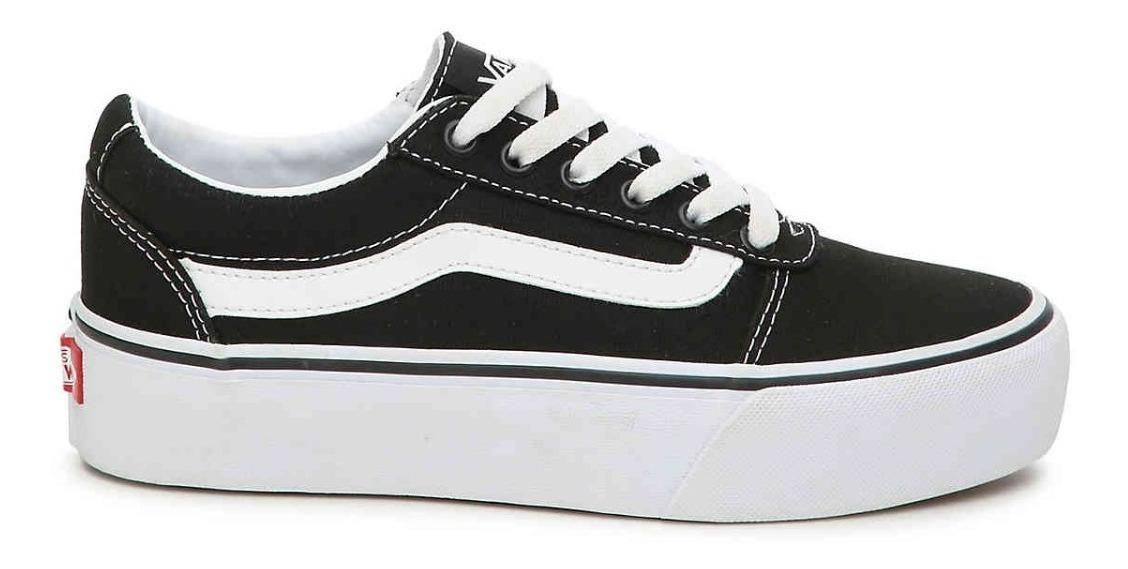 Por favor Shuraba físicamente  Comprar > zapatos vans mujer 2019 negro > Limite los descuentos 64 ...
