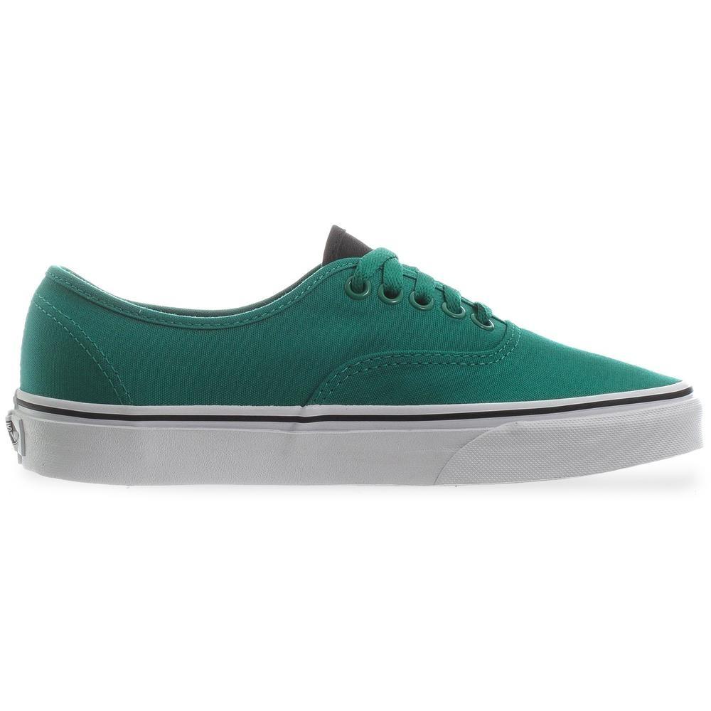 0a6444008f1f1 Tenis Vans Authentic - 38emmm7 - Verde - Mujer -   899.00 en Mercado ...