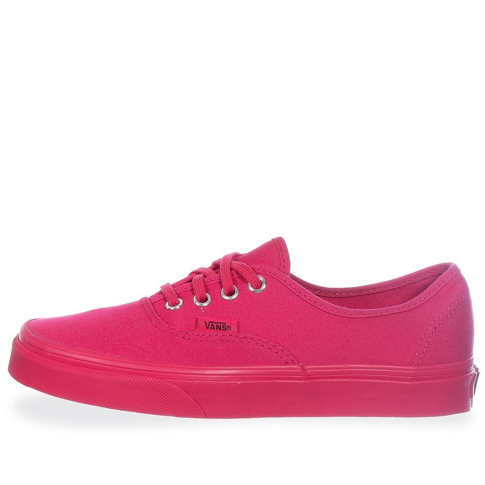 zapatos vans mujer rosa