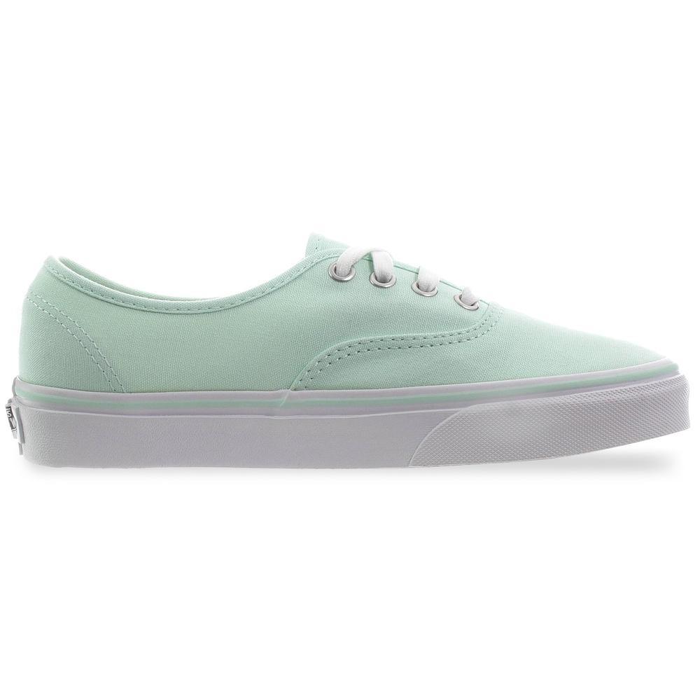3e8306df22c63 Tenis Vans Authentic - 38emmqv - Verde Pastel - Mujer -   899.00 en ...