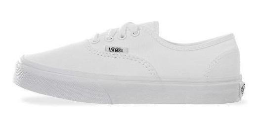 Tenis Vans Authentic - Blanco - Joven - 0wwxens