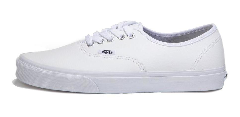 Tenis Vans - Authentic - Blanco Piel - Mujer - 0a2z5il3h