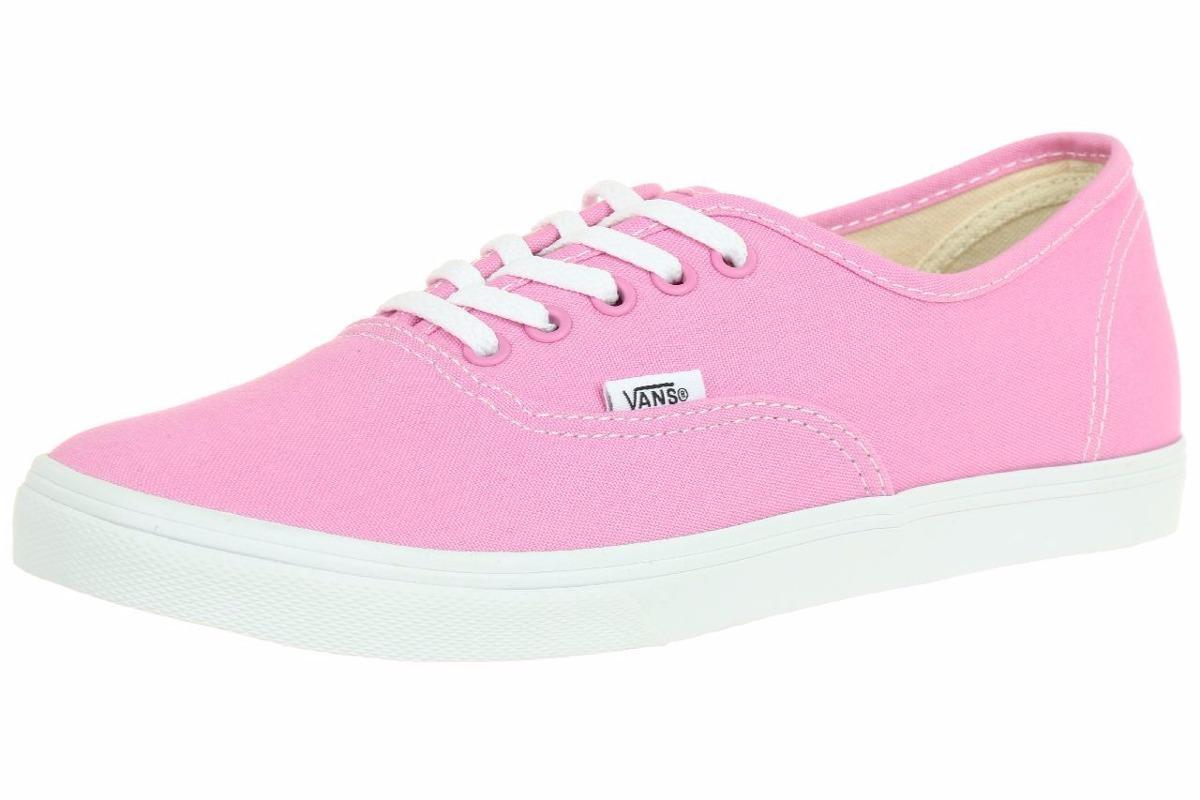 tenis vans rosa
