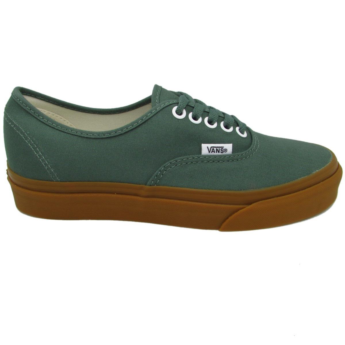 eafcb449d4f4 Tenis vans authentic a emq duck green gum verde liga jpg 1200x1200 Green gum