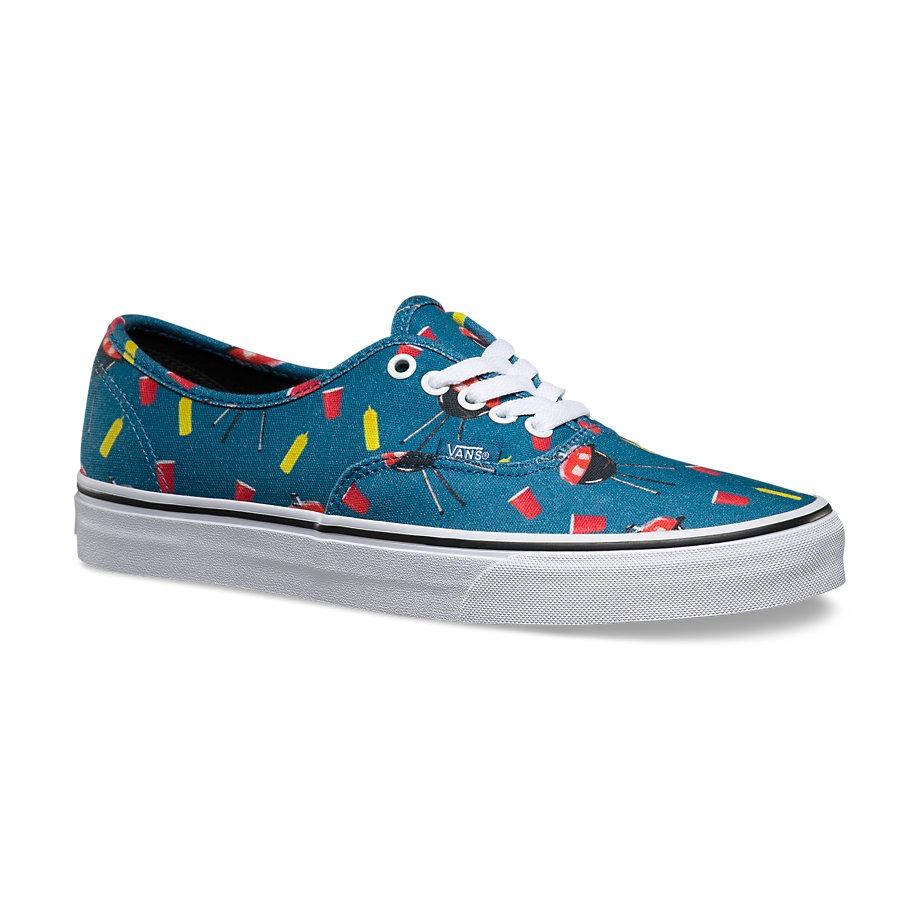 Vans Skate azul