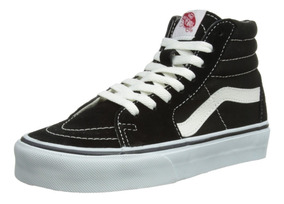 vans old mujer negras