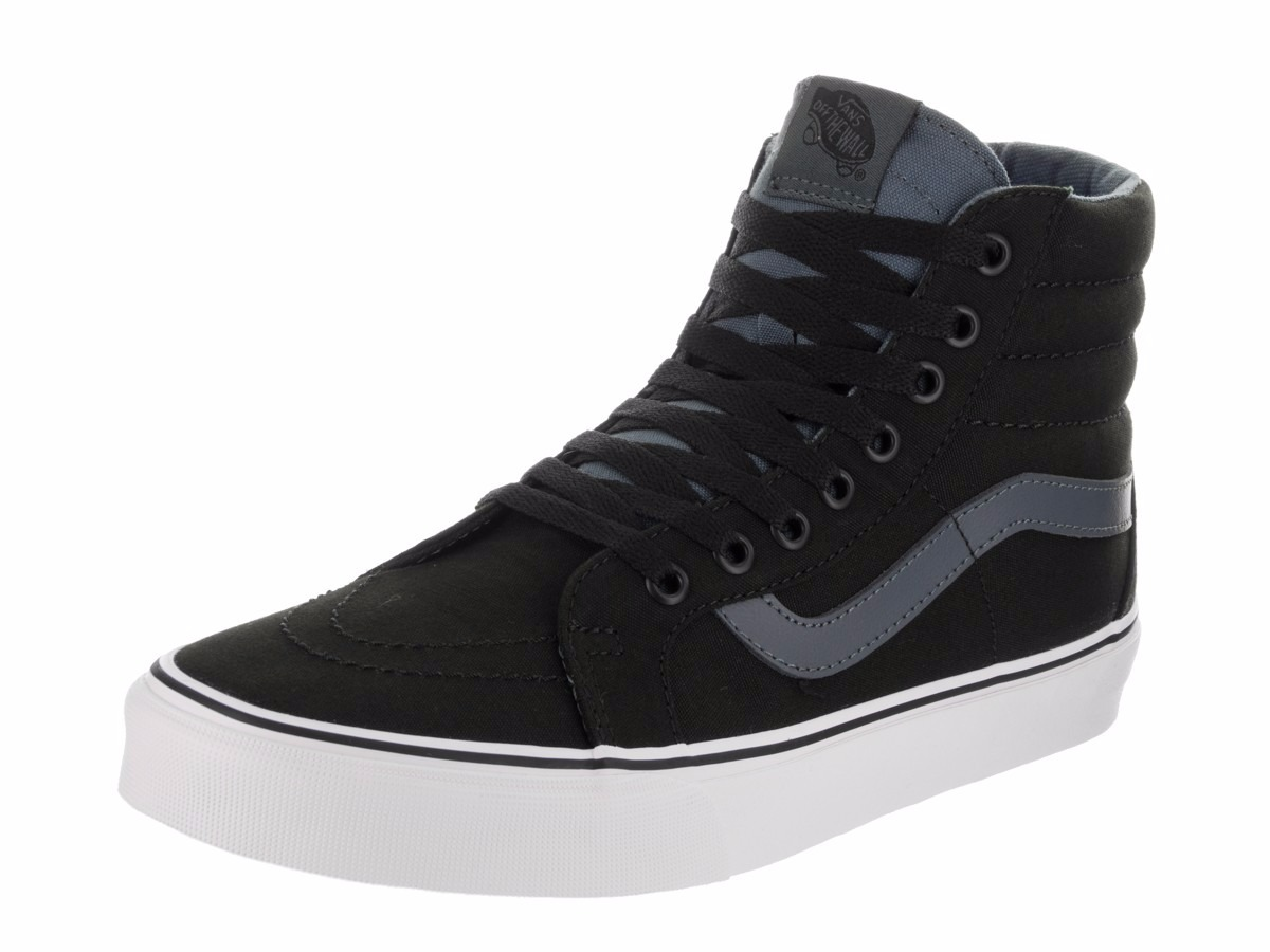 quality design a335f 00b5a Zapatos grises Vans SK8-Hi Reissue para mujer