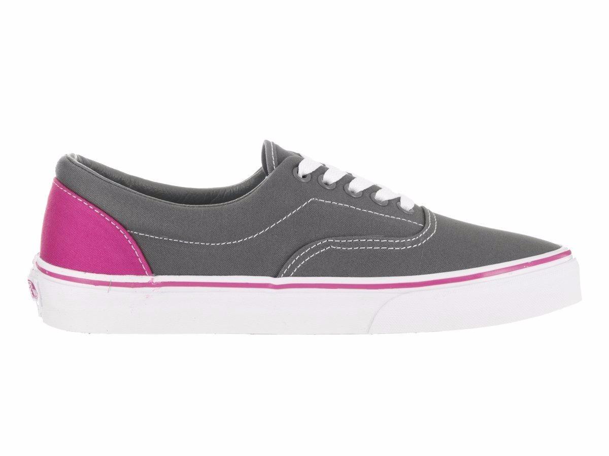 vans grises con rosa precio