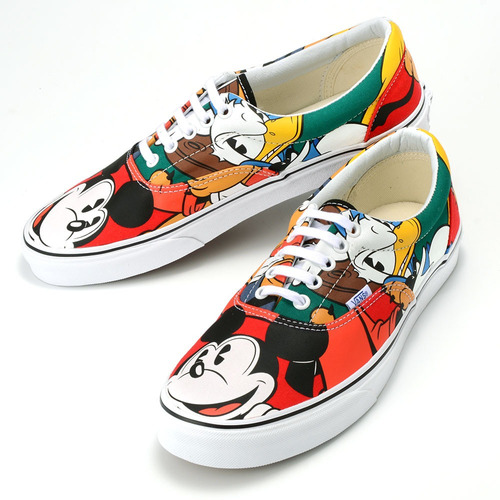 zapatillas vans de disney