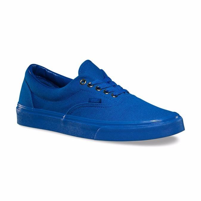 vans azules niño