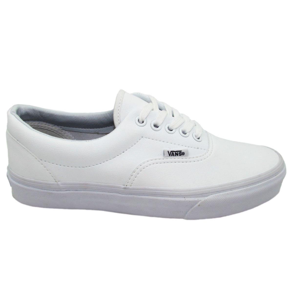 0c7ab0776fe tenis vans era classic vn0a38frodj tumble white true white. Cargando zoom.