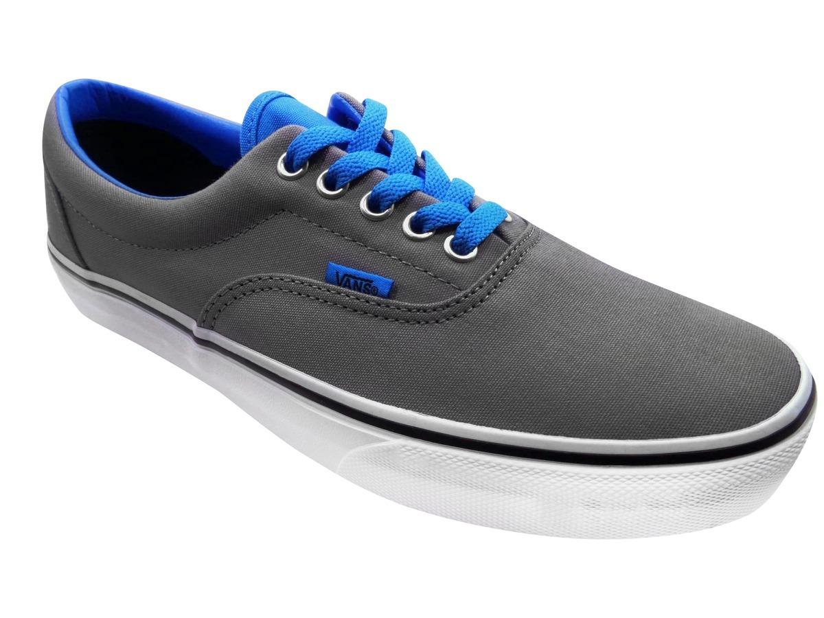 Tenis Vans Era Pop Frost Gray Gris Blanco Azul 29-30 Zx -   994.00 ... 9de573bdb68