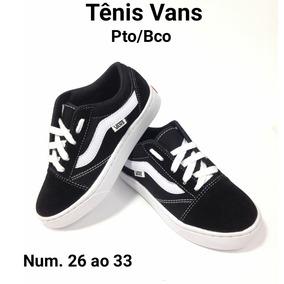 6dcc6876ee1 Tênis Vans Infantil Baby Criança Retro Promoção Aproveite