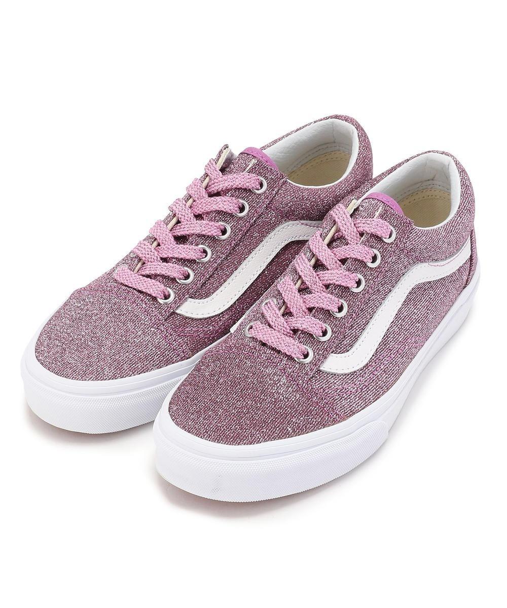 a17daddb998 tenis vans lurex glitter old skool dama bonito rosa oscuro. Cargando zoom.