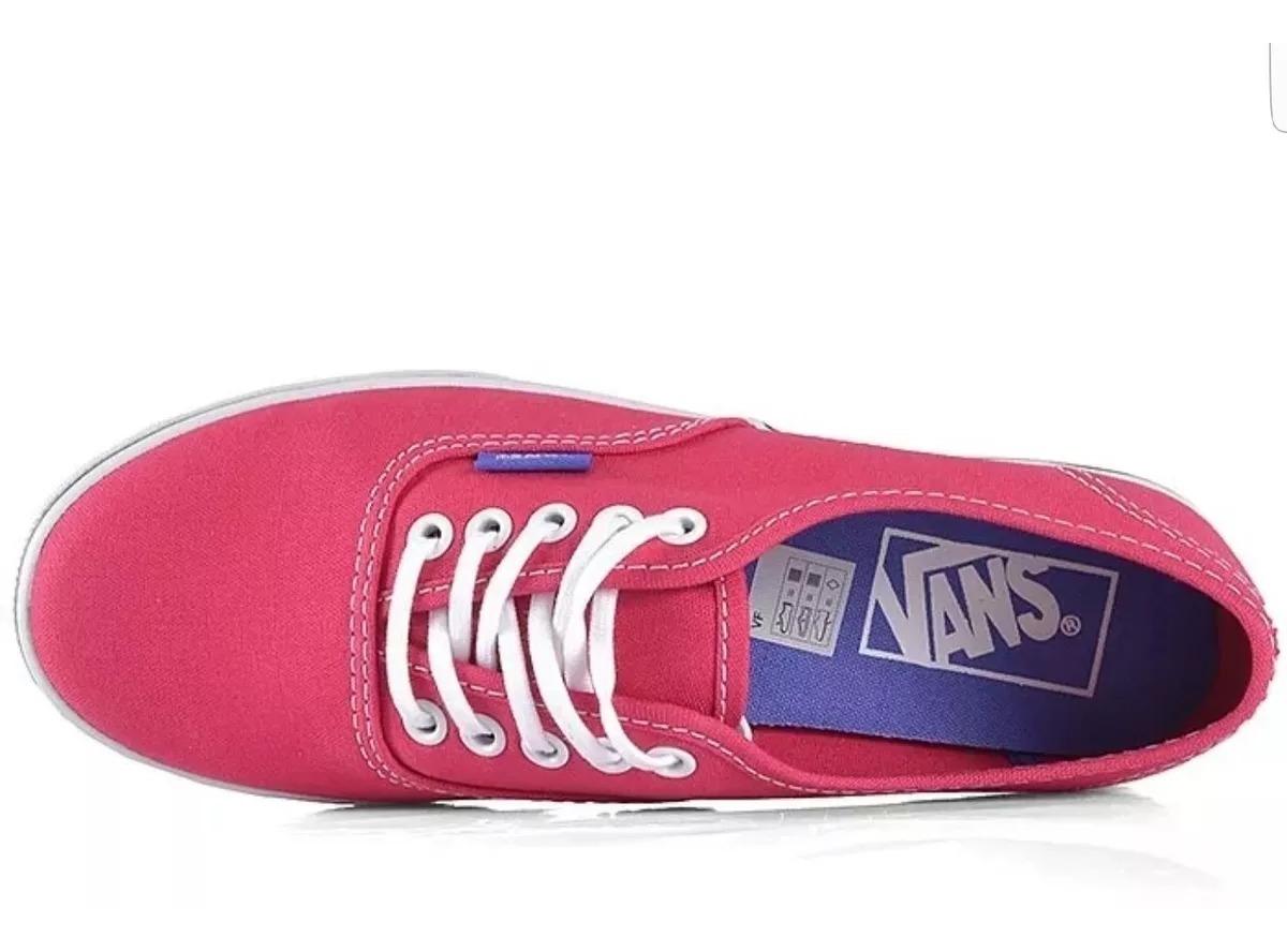2zapatos vans de mujer rosa