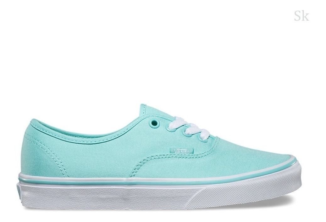 vans mujer authentic