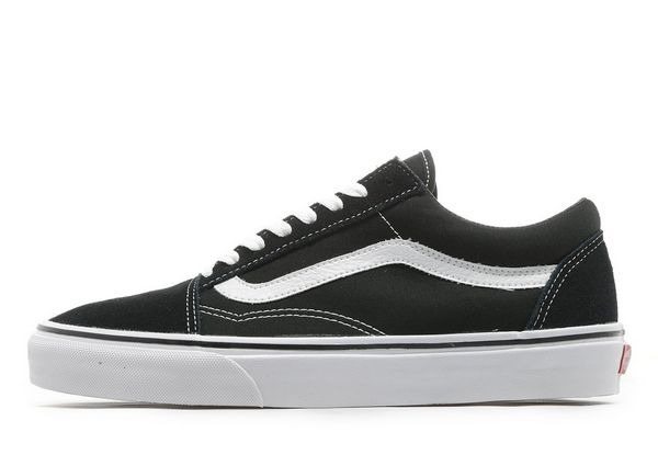 ec980957088 Tenis Vans Old School Preto Branco Original - R  329