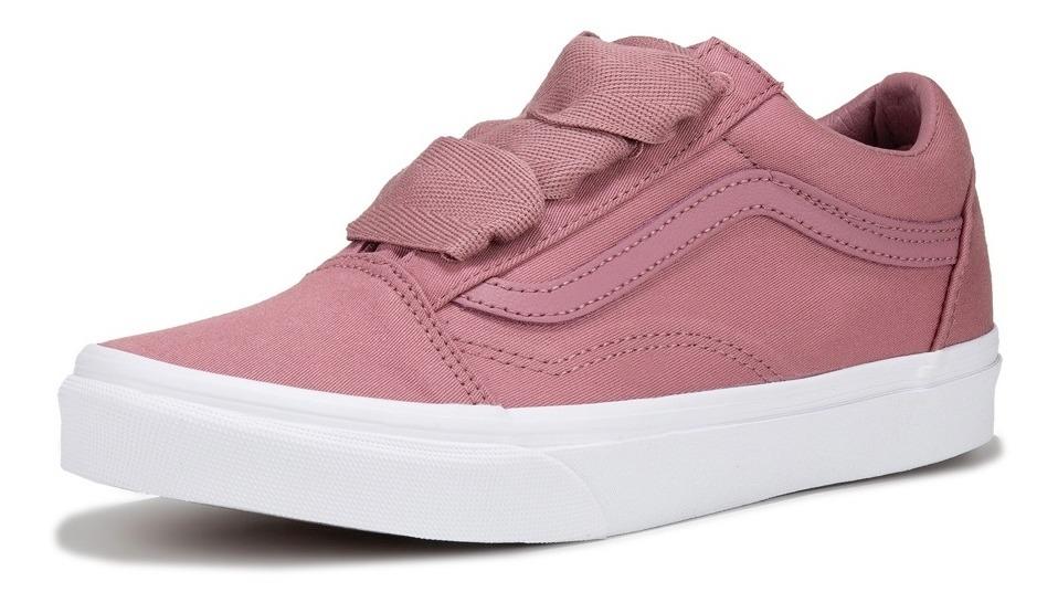 vans mujer old skool rosa