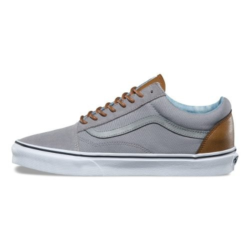 Tenis Vans Old Skool Cl Frost Gray acid Denim -   289.000 en Mercado ... 3b4b046bd