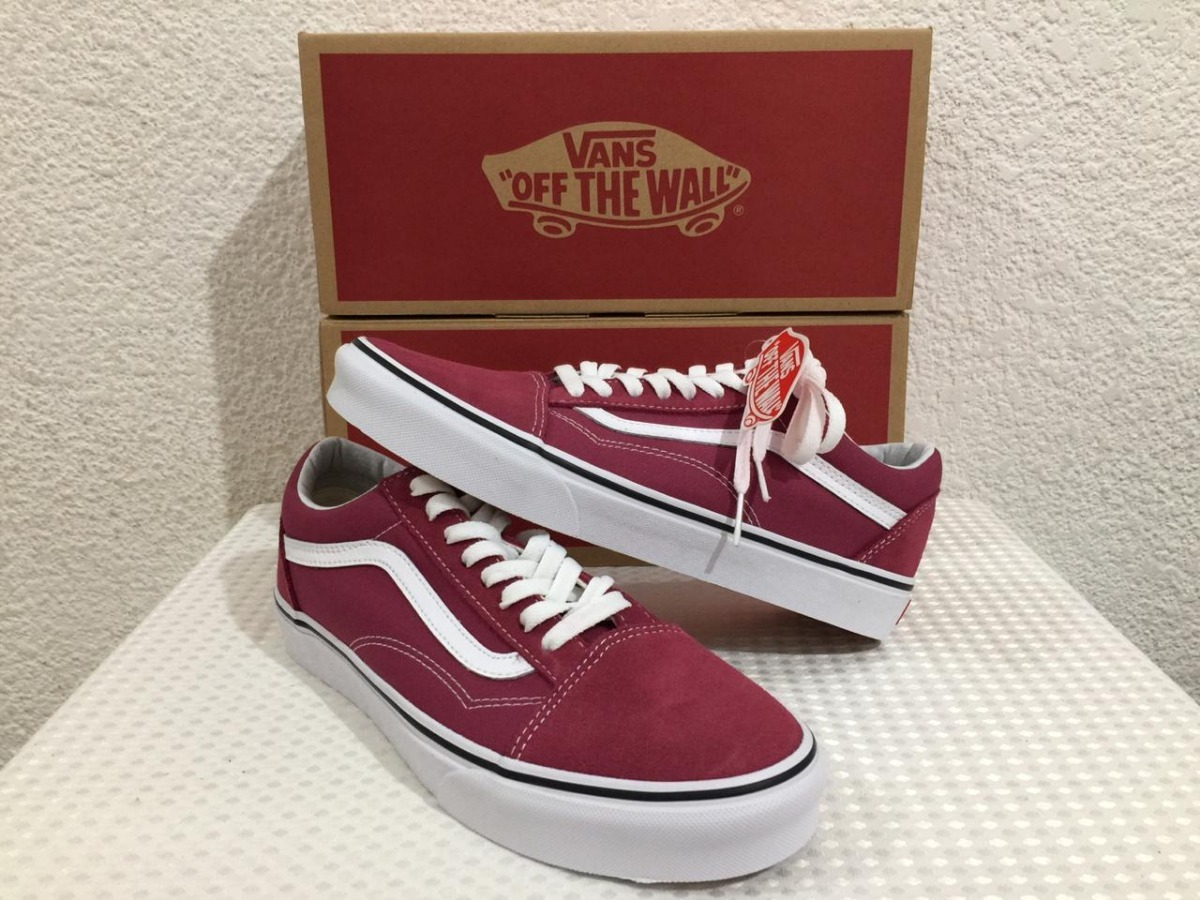 883a653e6706 tenis vans old skool dry rose true white nuevo original. Cargando zoom.