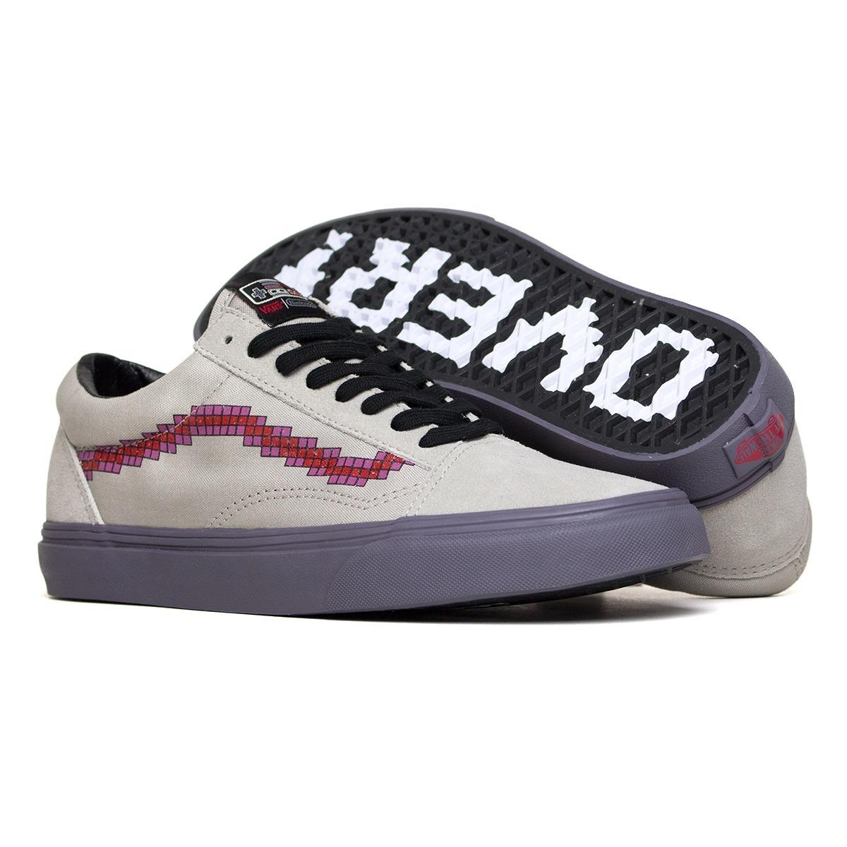 af2299c3ac2dac tenis vans old skool edição especial nintendo skate. Carregando zoom.