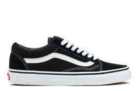 2zapatos vans blancos y negros